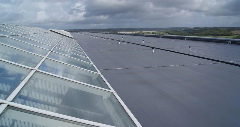 waterproofing membrane for roof deck